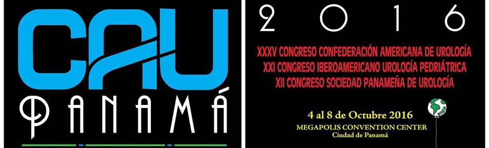 Afiche CAU Panamá 2016