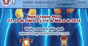 1° Curso Internacional de Postgrado sobre Sexualidad y Medicina Sexual