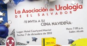 Fiesta Navideña de la Asociación de Urología de El Salvador
