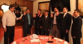 Elección de Nueva Junta Directiva AUES / Marzo 2014