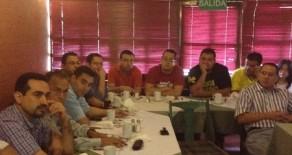 Charla desayuno Pampa Argentina 21 de Julio 2012